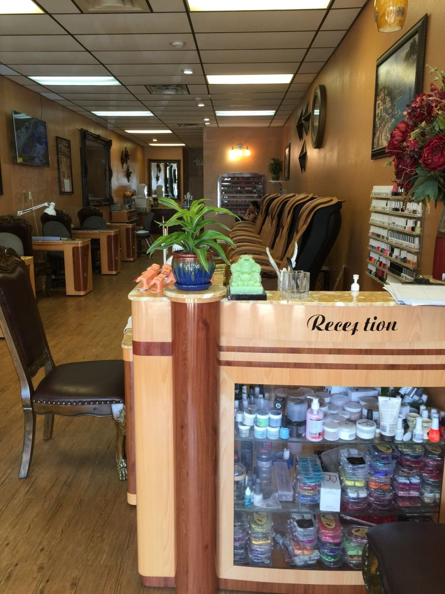 Windsor nail salon oklahoma city ok 73107 c n sang for 9309 salon oklahoma city